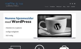 Webbureauet Kaffe og ko