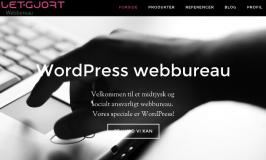 Let Gjort webbureau